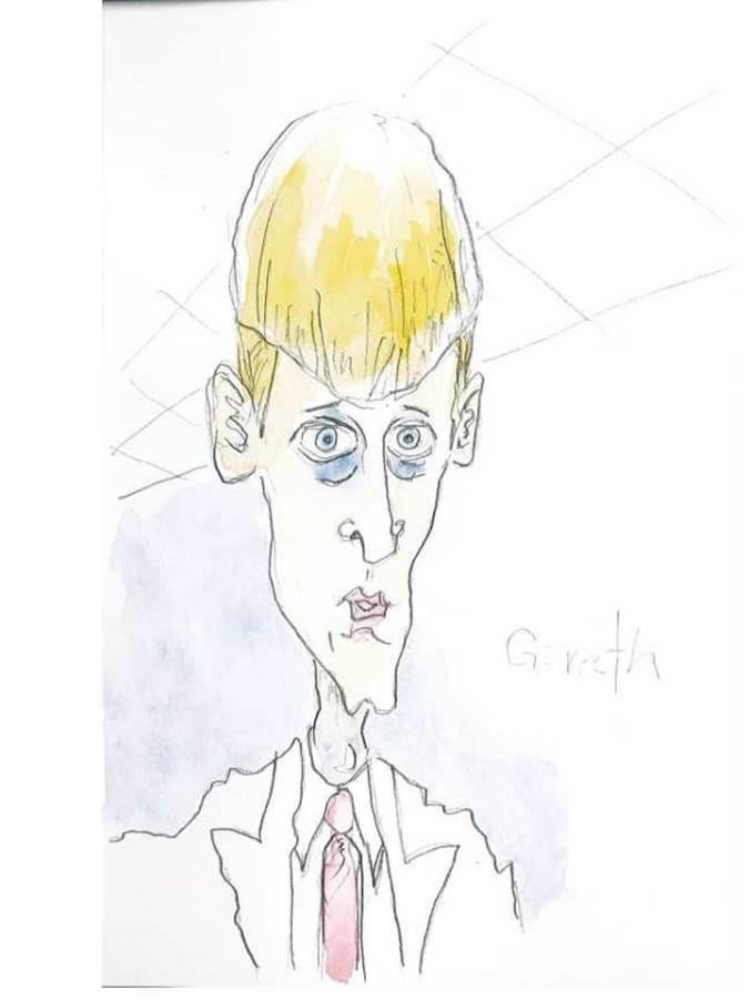 CaricatureGareth