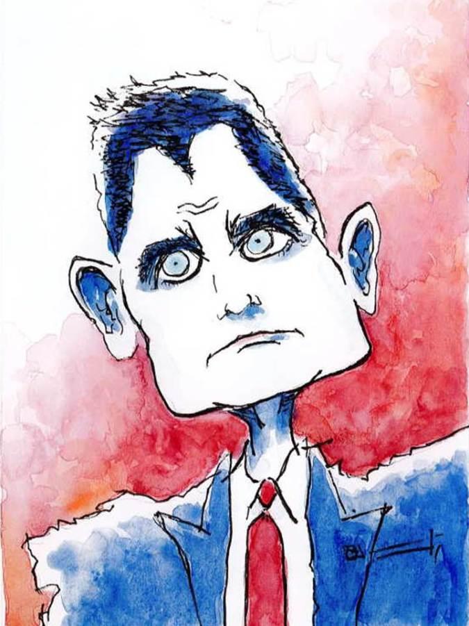 CaricaturePaulRyan