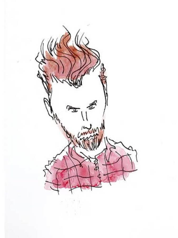 CaricatureRhett