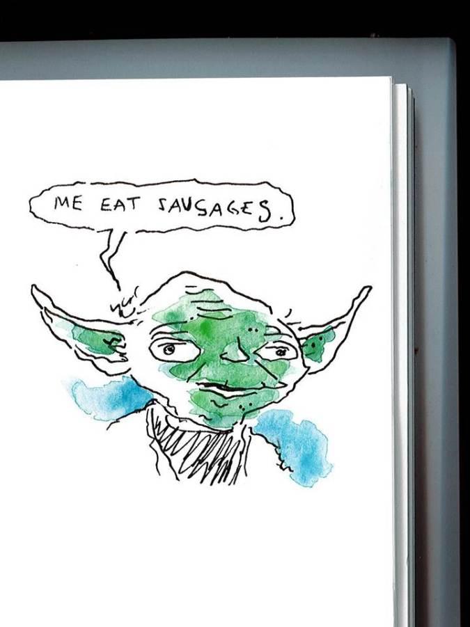 YodaSketch