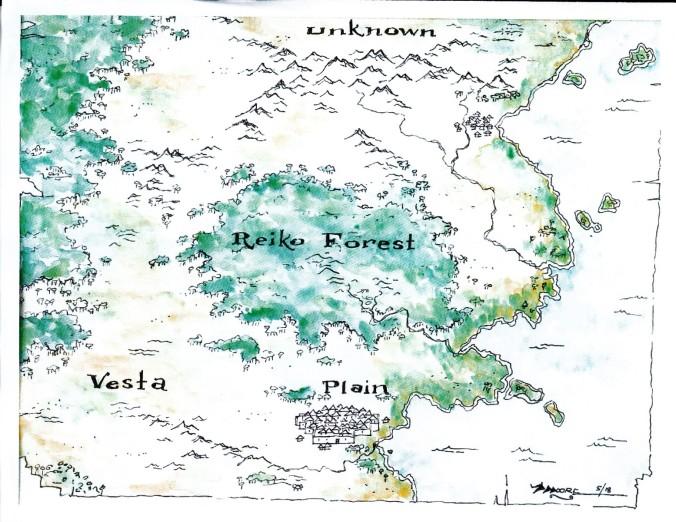 Danae Map