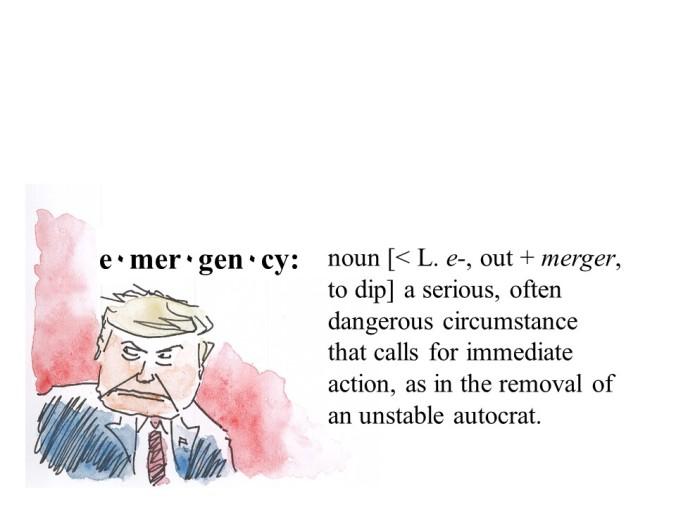 TrumpEmergency