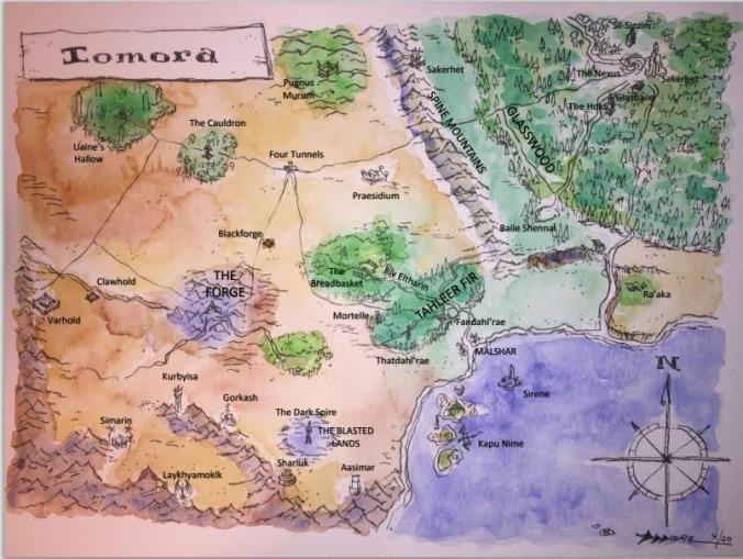 IamoraMap(Summer2020)